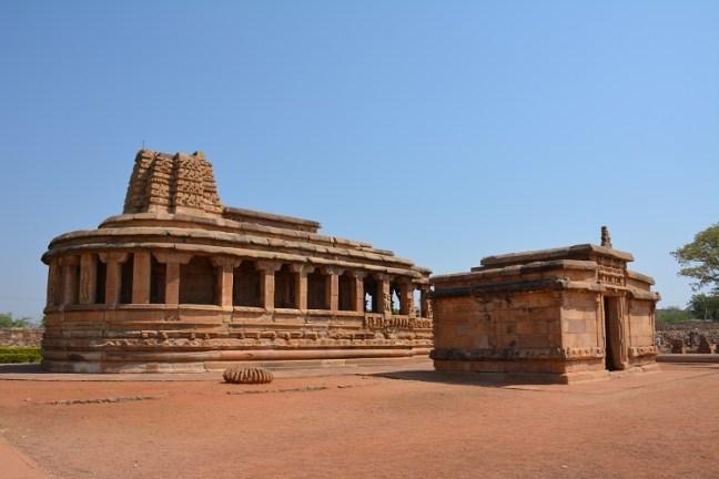 Aihole Temple, Badami tourist places, badami aihole pattadakal,