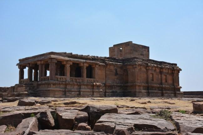 Meguti Jain Temple Aihole Temple, Badami tourist places, badami aihole pattadakal,