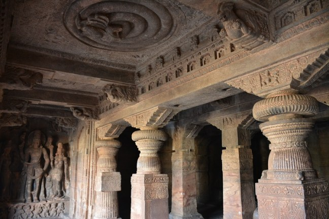 Badami Cave Temples in Badami Aihole Pattadakal Circuit in Karnataka, Mahakuta Temple and Banashankari Temple, Hampi like Ruins for Karnataka Tourism