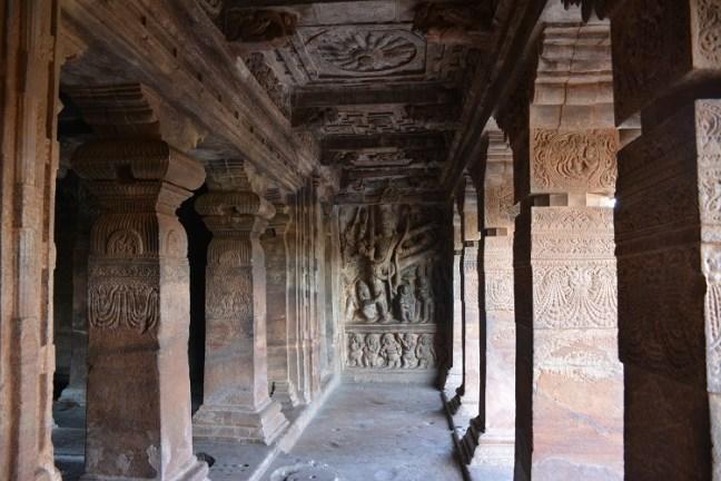 Badami Cave Temples in Badami Aihole Pattadakal Circuit in Karnataka, Mahakuta Temple and Banashankari Temple, Hampi like Ruins for Karnataka Tourism