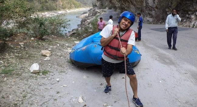 Adventurous Ganges White Water Rafting in Rishikesh, Uttarakhand