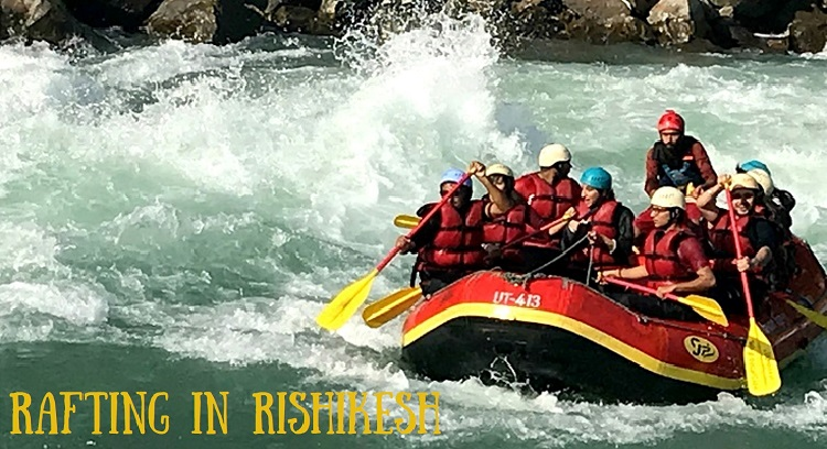 Adventurous Ganges White Water Rafting and Kayaking in Rishikesh, Uttarakhand - Things to do in Rishikesh