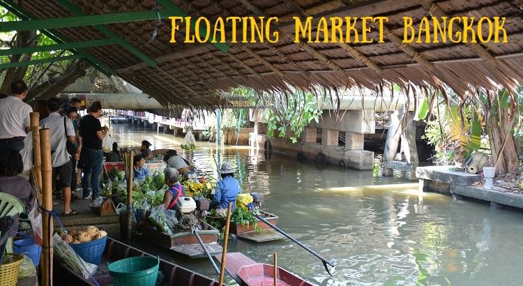 Khlong Lat Mayom Floating Market, Bangkok Thailand | Offbeat