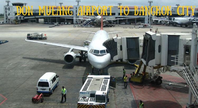 How to get from Don Mueang Airport to Bangkok Hua Lamphong Station/Suvarnabhumi Airport/Pattaya - Bus/Train/Metro/Taxi fares - สนามบินดอนเมืองไปยังสถานีรถไฟหัวลำโพง / สถานีหมอชิต / สนามบินสุวรรณภูมิ