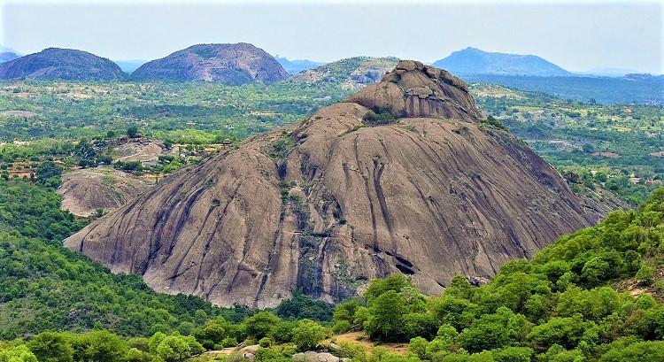 Ramnagara - Bangalore Weekedn Getaway where Sholay movie was shot