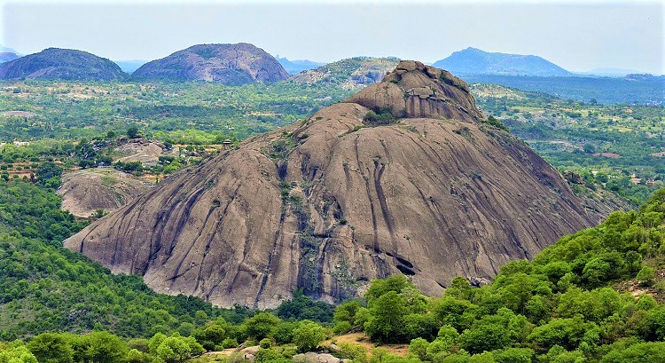 Ramnagara - Bangalore Weekedn Getaway where Sholay movie was shot
