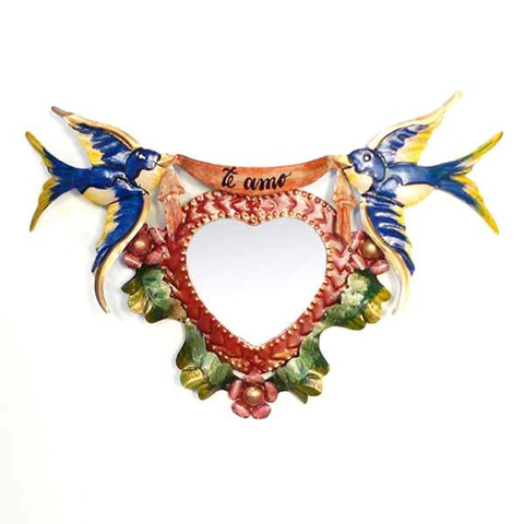 Swallow Mirror from Mexico.