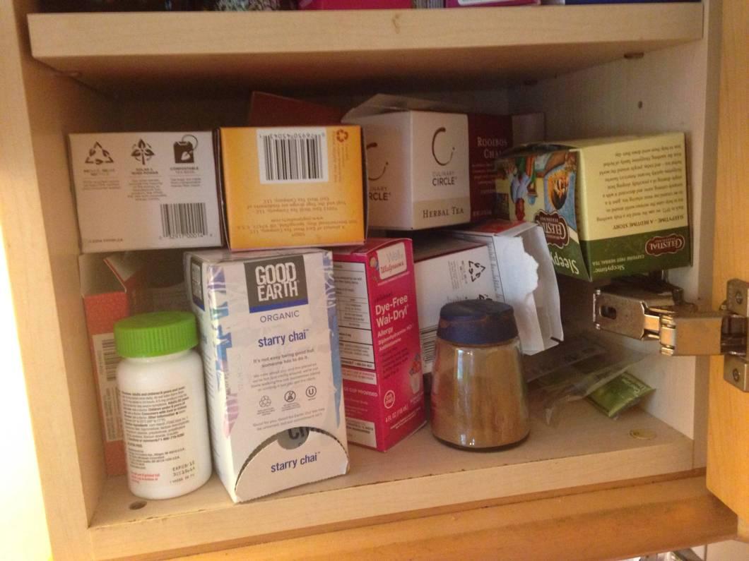 How do you store your tea