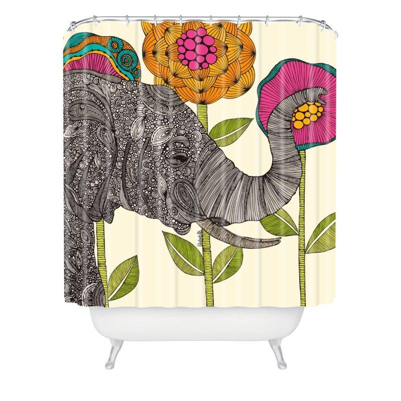 DENY Designs Valentina Ramos Aaron Shower Curtain