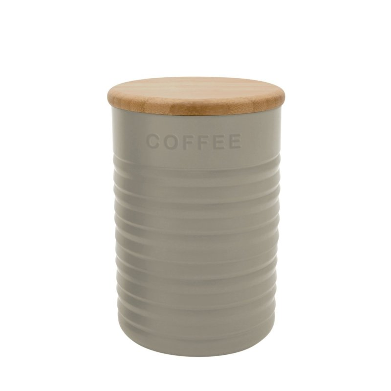 Typhoon Stone Ripple Coffee Canister