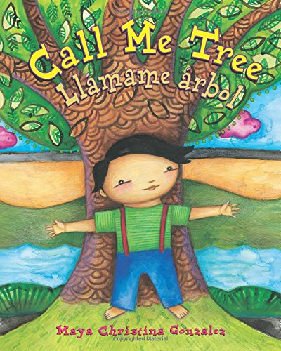 Call Me Tree -- a kid's book with no gender specific pronouns.