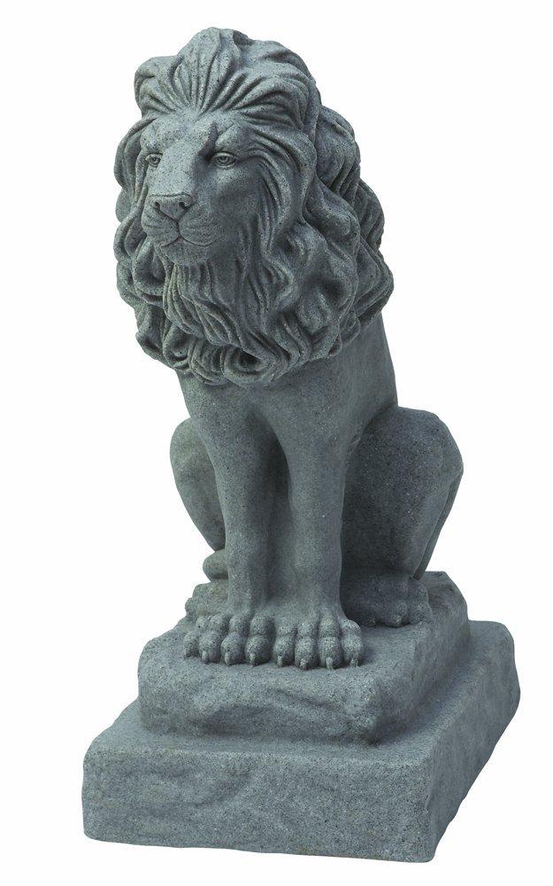 Guardian Lion Statue Granite