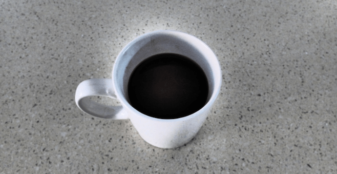 end result coffee