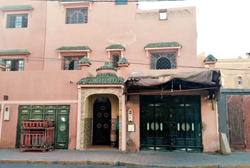 shopfront doors morocco