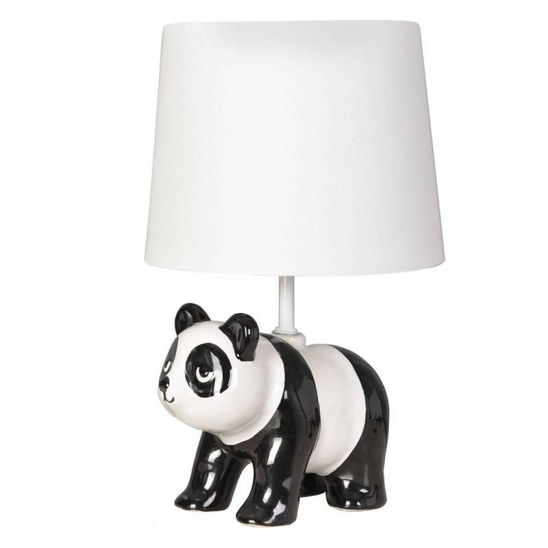 Panda lamp by Pillowfort