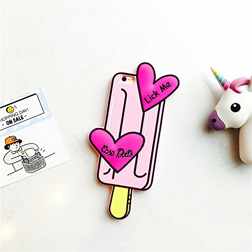 Pink Popsicle Case for iPhone6 iPhone 6s