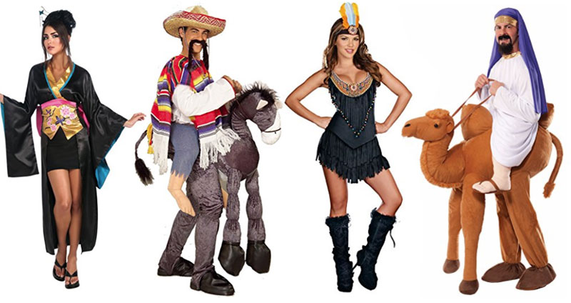 Halloween cultural appropriation: My ghost of Halloween past: I used to wear cultures as costumes