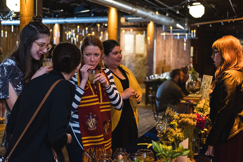 Accio magical Harry Potter party (to benefit a couple adopting a child!)