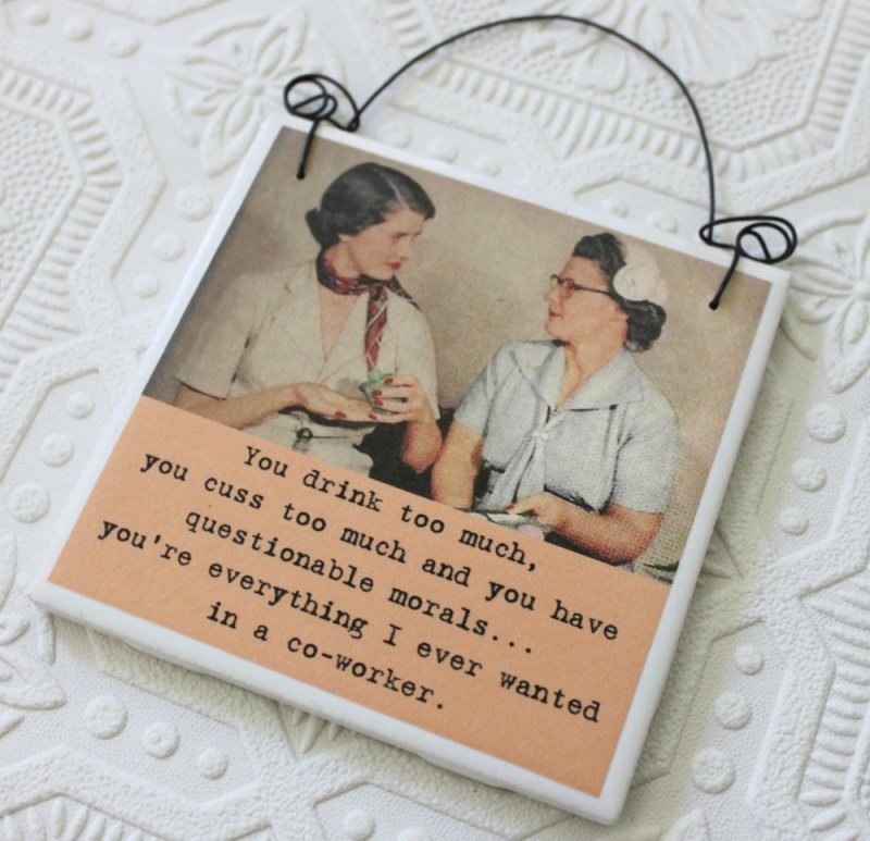 coworker gifts for your office bestie, your work spouse, or your actually rad boss