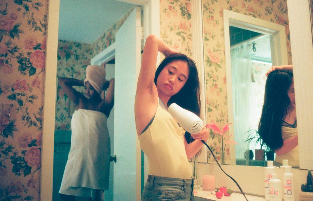 Do I shave my armpit hair to keep family peace?