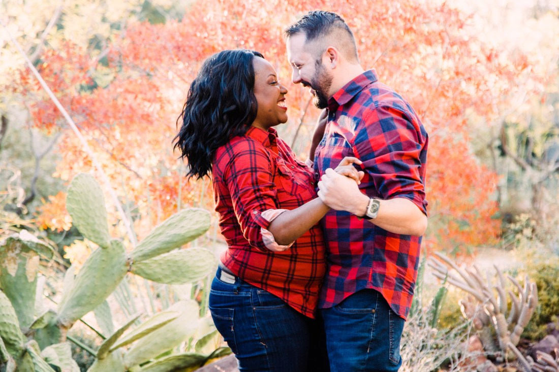This one-year anniversary shoot proves that it's never too late to snag stunning photos