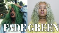 How to Fade Green Hair Dye or Other Semi