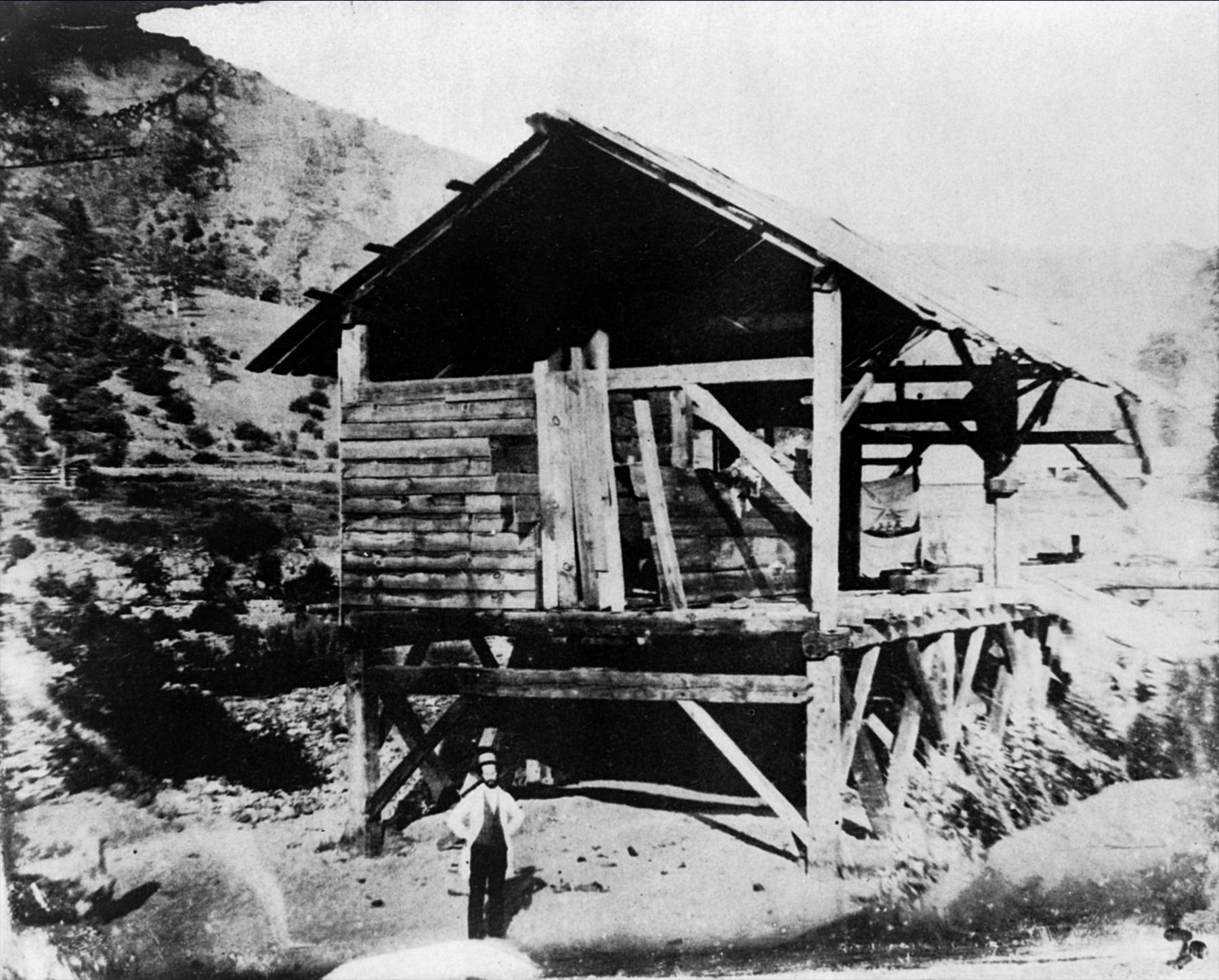 California Gold Rush Was Sparked By A Failed Oregon Farmer