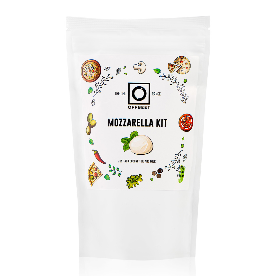 Vegan Mozzarella Kit