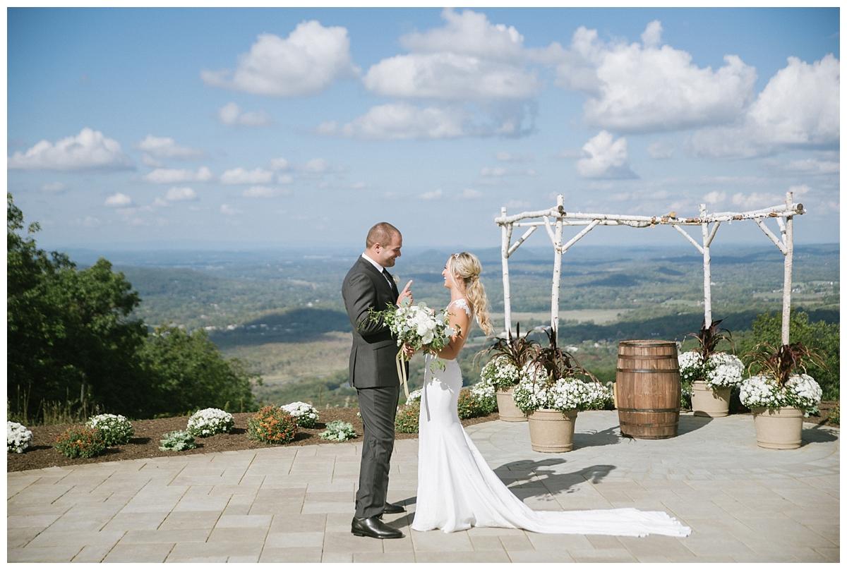 Mountain Creek Wedding Lyndsey David Off Beet