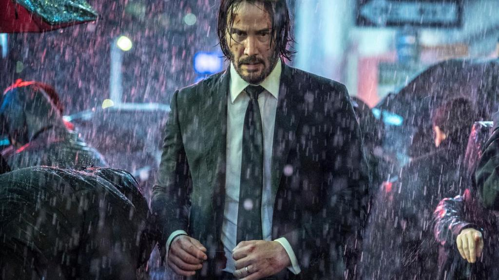 2019 is the Year of Keanu Reeves.