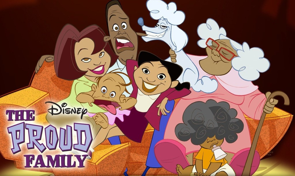 'The Proud Family' Reboot Confirmed for Disney+