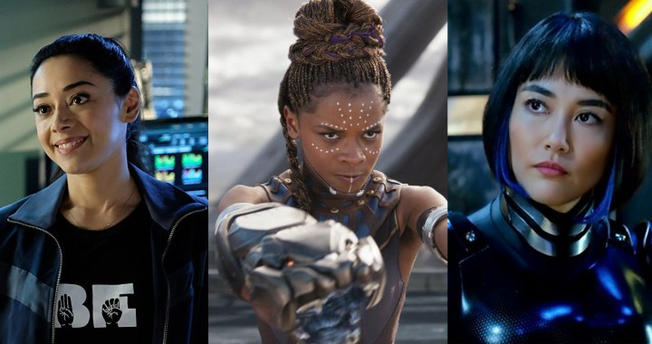 10 Fictional Women of Colour in STEM
