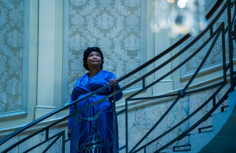 Octavia Spencer as Madam C.J. Walker