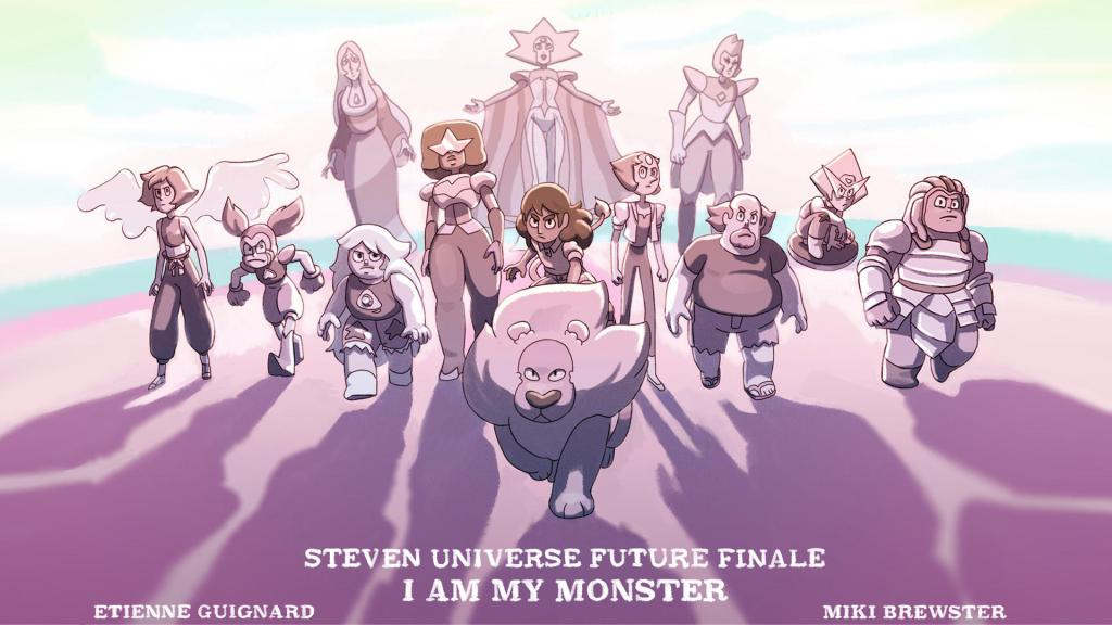 Steven Universe: The Future Is Endless