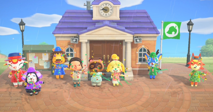 Tents, Wasps, and DIYs! Oh My! An Animal Crossing: New Horizons Review