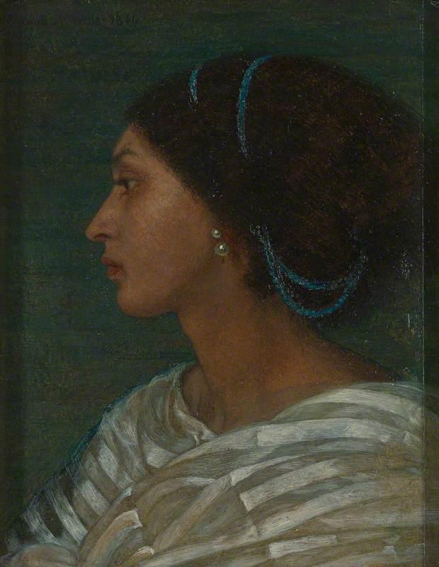 Boyce, Joanna, 1831-1861; Fanny Eaton