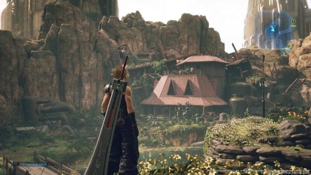 Aerith's House