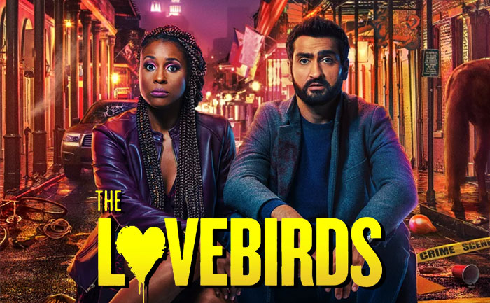 ‪The Lovebirds: A Light-Hearted Comedy Full Of Eyebrow Raising Moments‬