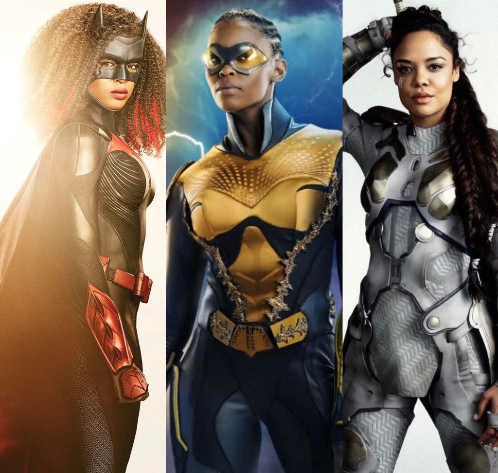Queer Black Femme Heroes in TV & Film