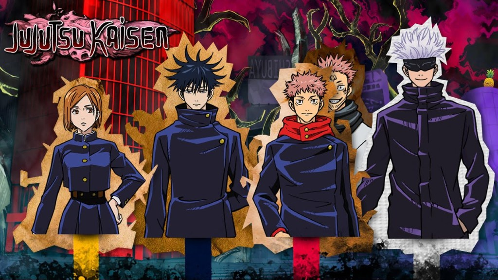 Why You Should Be Watching Jujutsu Kaisen!