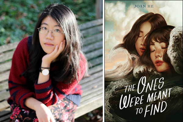 The Ones We're Meant To Find Author Joan He