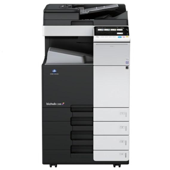 konica minolta bizhub C258/308/368 colour multifunction print device