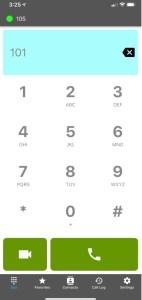 panasonic mobile softphone app