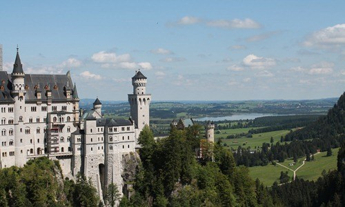 Germany (& Austria) Part 2–Bavarian castles