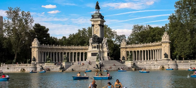Another weekend in Madrid – 18 Years Later