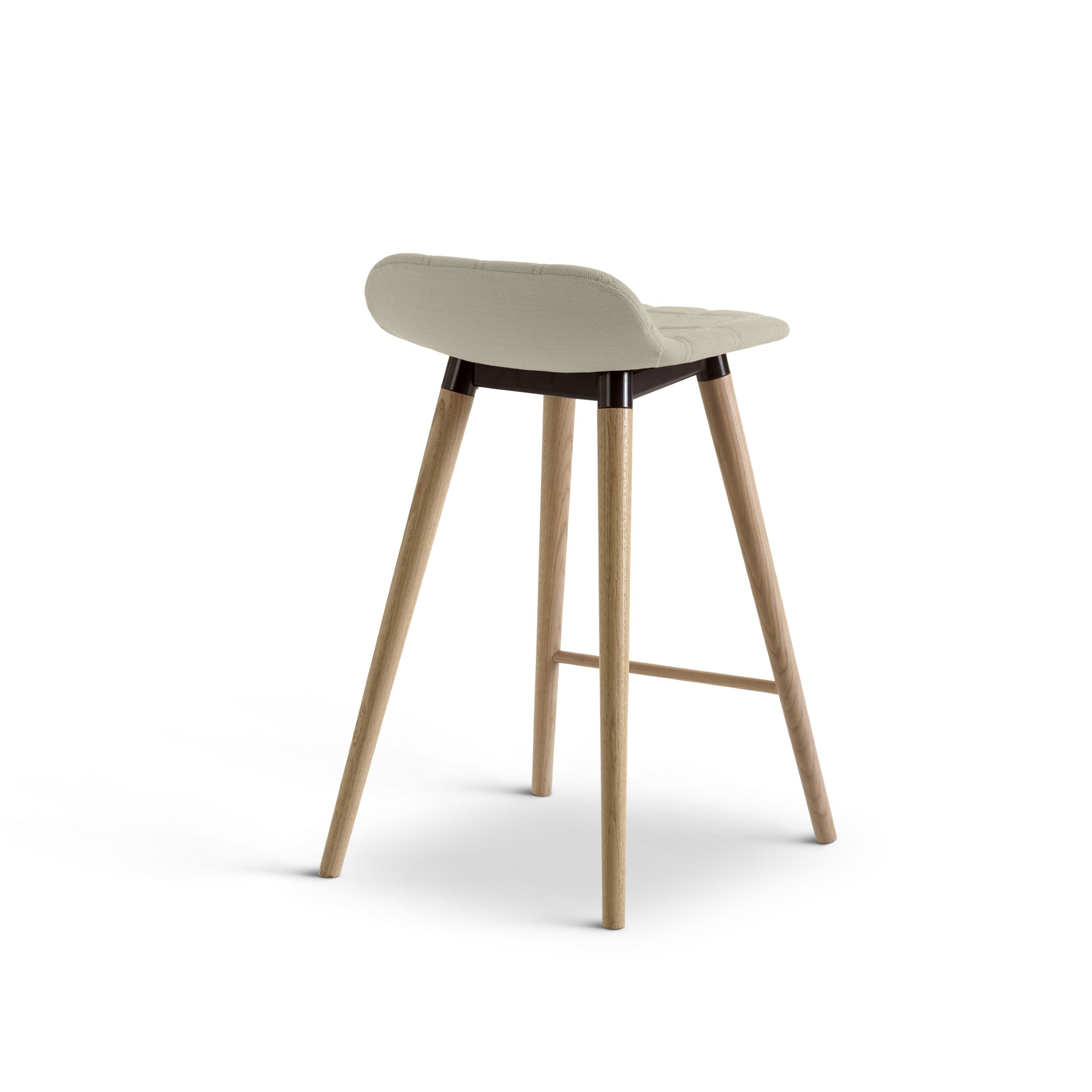 Wood Bar Chairs Bop Wood Bar Stool Furniture By Knudsen Berg Hindenes Offecct