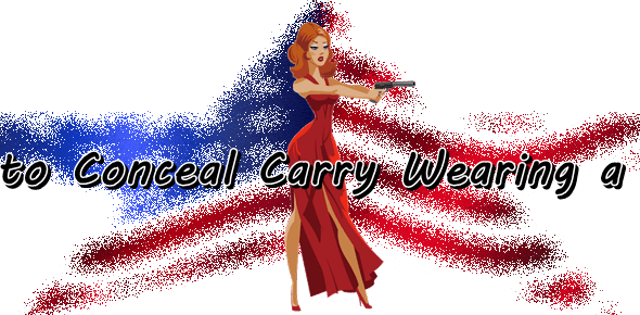 How to Conceal Carry Wearing a Dress