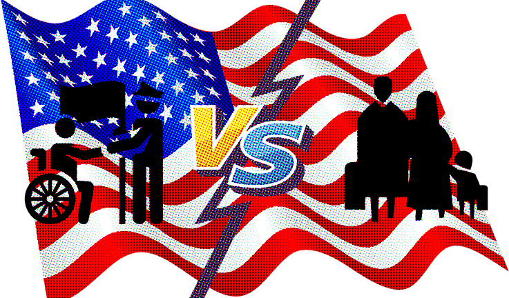 Veterans vs. Illegal Immigrants
