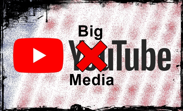 YouTube Proves It's Not For the Independent Creator Anymore