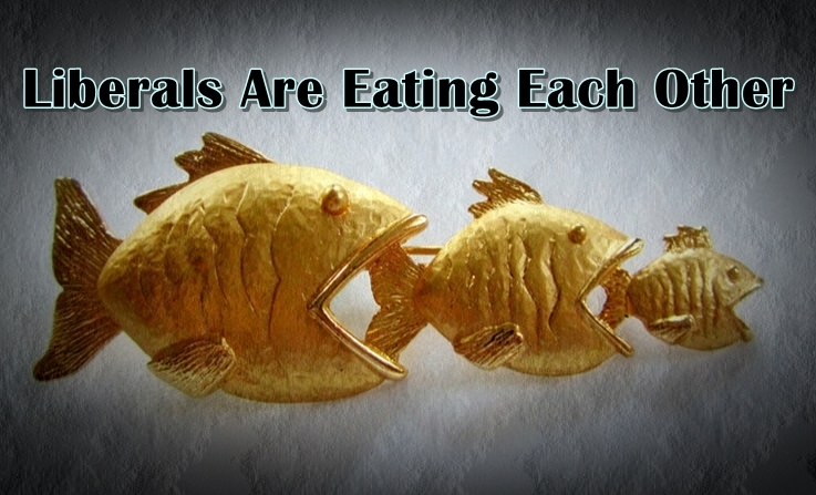 Liberals Eating Each Other
